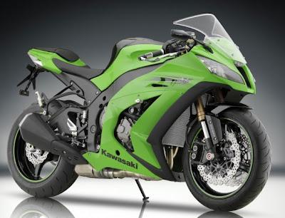 2011 Kawasaki ZX10R