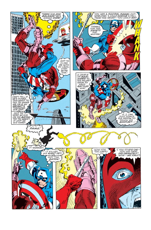 Captain America (1968) Issue #399 #338 - English 17