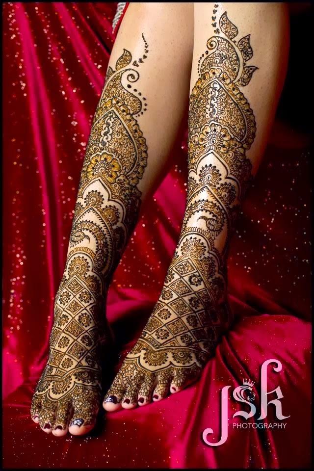 Top Ten Mehndi Designs for Girls
