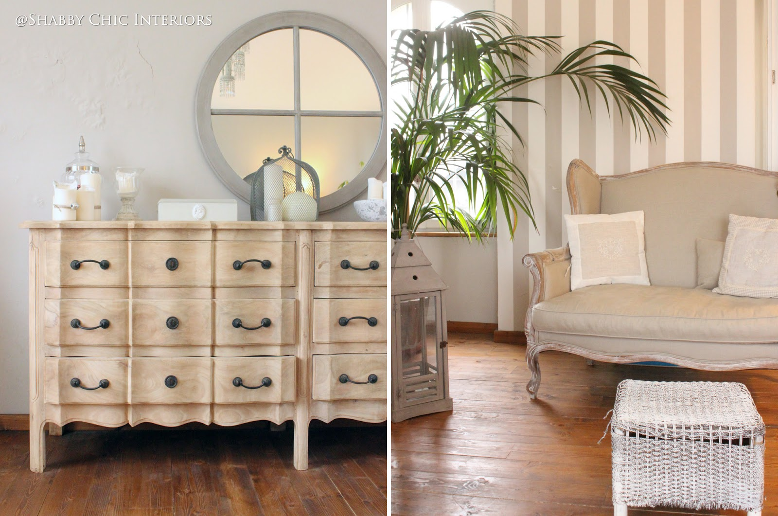 Nuovo corso shabby chic a torino shabby chic interiors for Country style arredamento