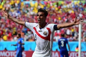 Itália 0x1 Costa Rica - 2014
