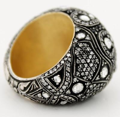 Büşra Pırlanta 6,87 karat elmas yüzük