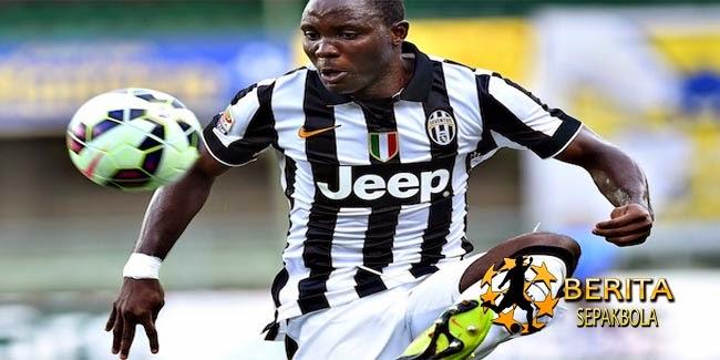 Juventus Kehilangan Asamoah Empat Bulan
