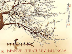 Badge for the Japanese Literature Challenge 6