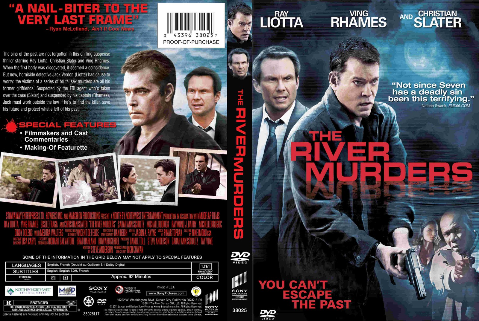 The river murders et 5d