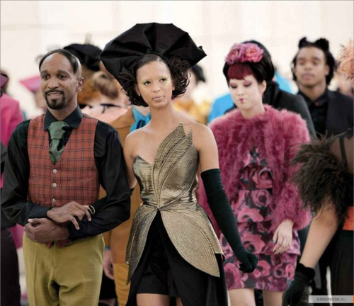Hunger games capitol people