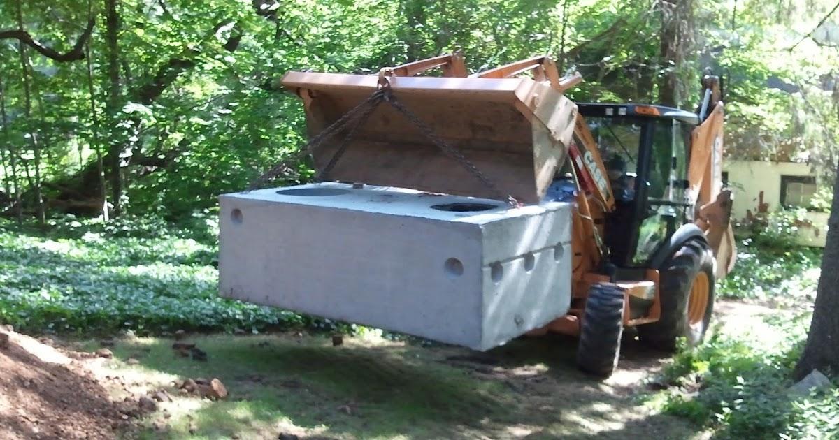 Septic systems basic cesspool septic tank leachfield for Septic tank basics