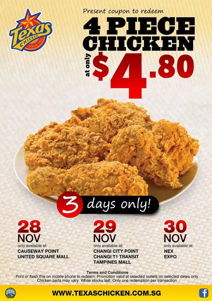 Chicken express coupons discounts