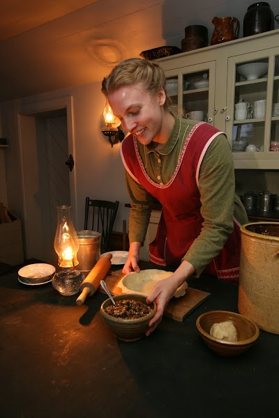 Walk in a Winter Wonderland during Holiday Nights in Greenfield Village