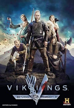 Vikings - 2ª Temporada Completa Séries Torrent Download capa