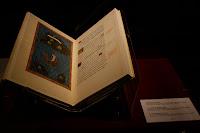 llibre exposat al Museu maritim de Barcelona
