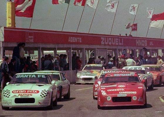 15 de Febrero, 1982 / GUILLERMO KISSLING GANABA LA PRIMERA CARRERA DEL CLUB ARGENTINO DE PILOTOS