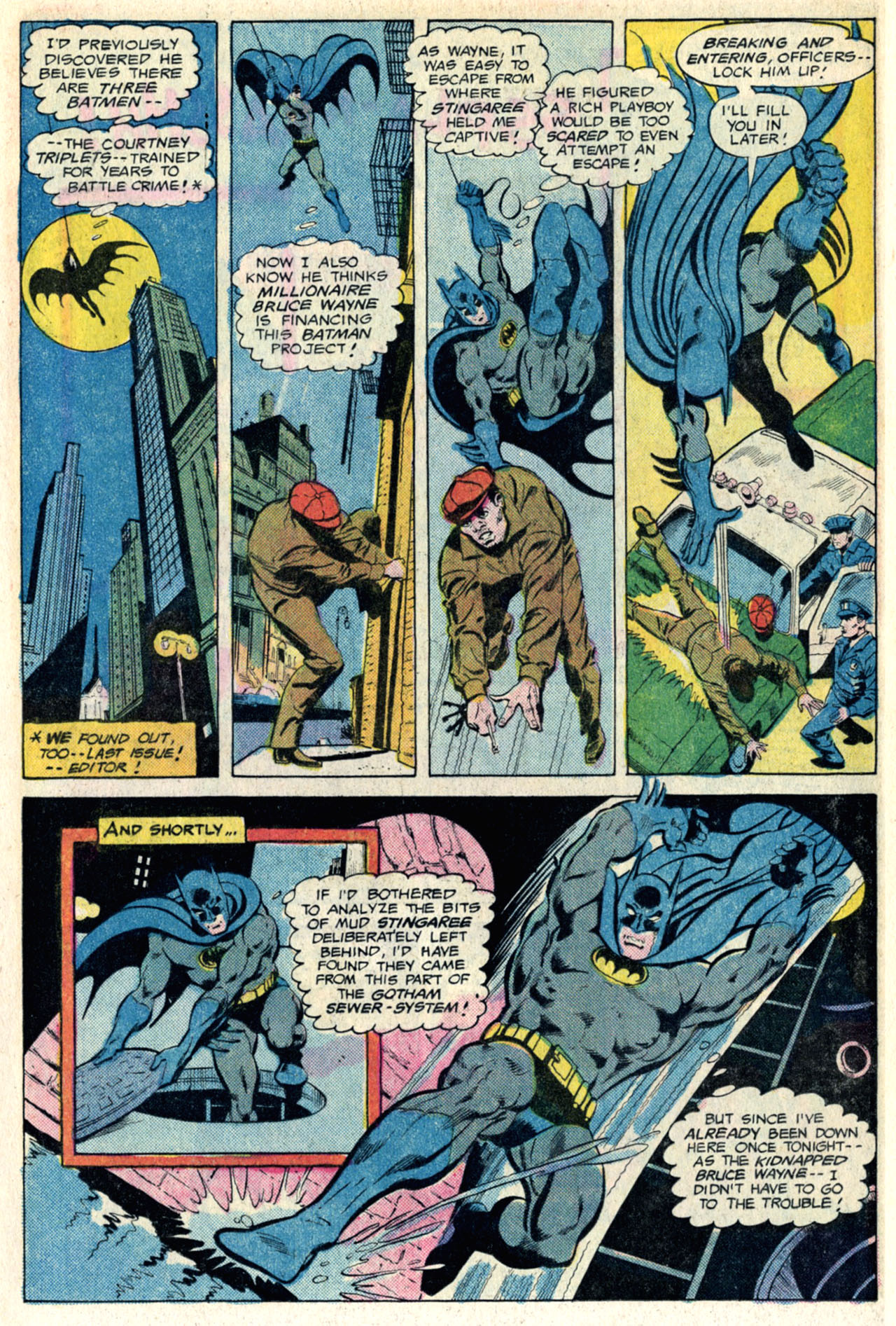 Detective Comics (1937) Issue #461 Page 9