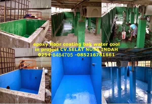 waterproofing coating grountank