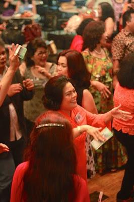 """Kopdar GAS yang bertema """"Bersama Kita Bisa Siantar Will Be Famous"""", Hotel Borobudur Jakarta, Sabtu (31/10)"""