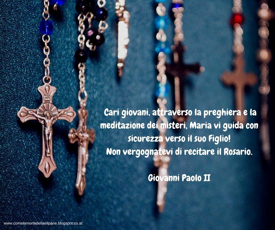 Pregate il Rosario