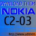 Free Download Tema Nokia C2-03 Terbaru Keren 2013
