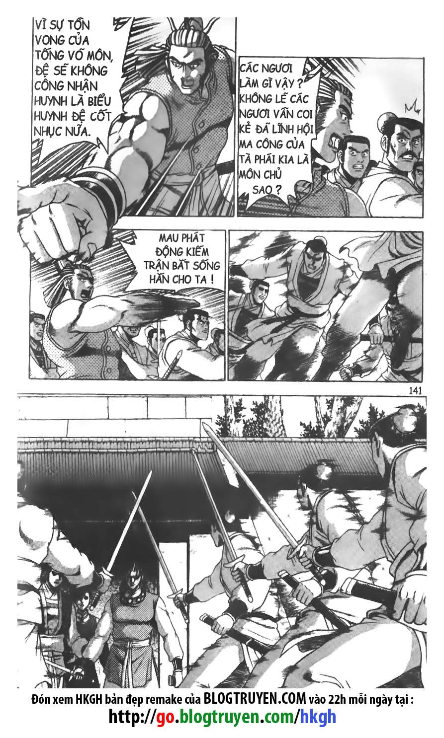 Hiệp Khách Giang Hồ chap 192 page 13 - IZTruyenTranh.com