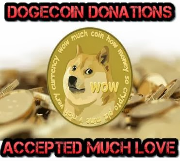 Donate Dogecoin To This Blog