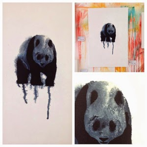 Panda Tears by Nicole Tattersall