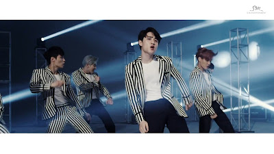 EXO DO in Love Me Right MV