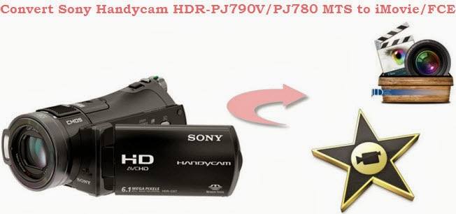 Convert Sony Handycam AVCHD Footage to iMovie/FCE