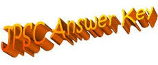 JPSC Answer Sheet 2013 Solution | www.jpsc.gov.in Answer Key 2013