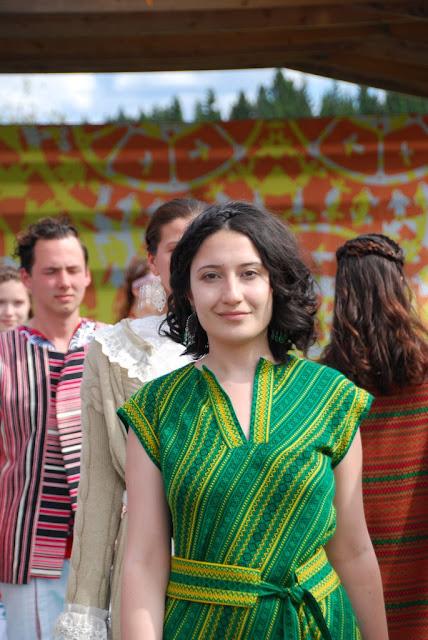Этномода на Kamwa 2015