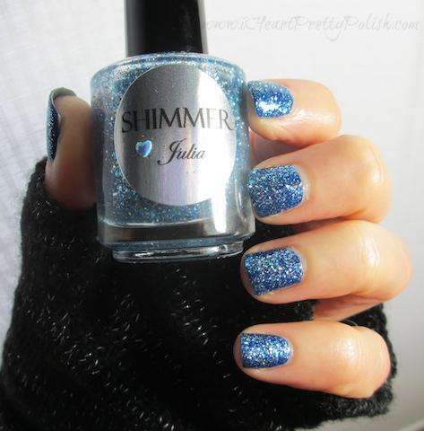 Shimmer Polish Julia