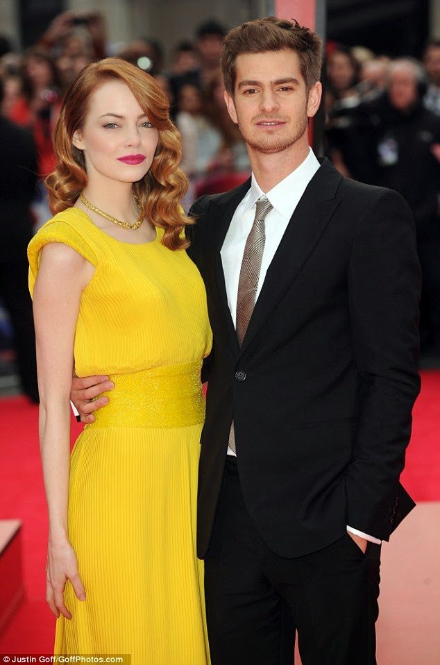 Emma Stone - 'The Amazing Spider Man 2' World Premiere
