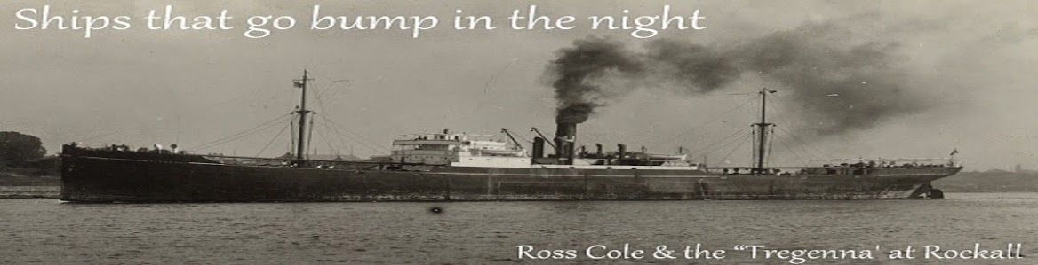 Ships that go bump in the Night