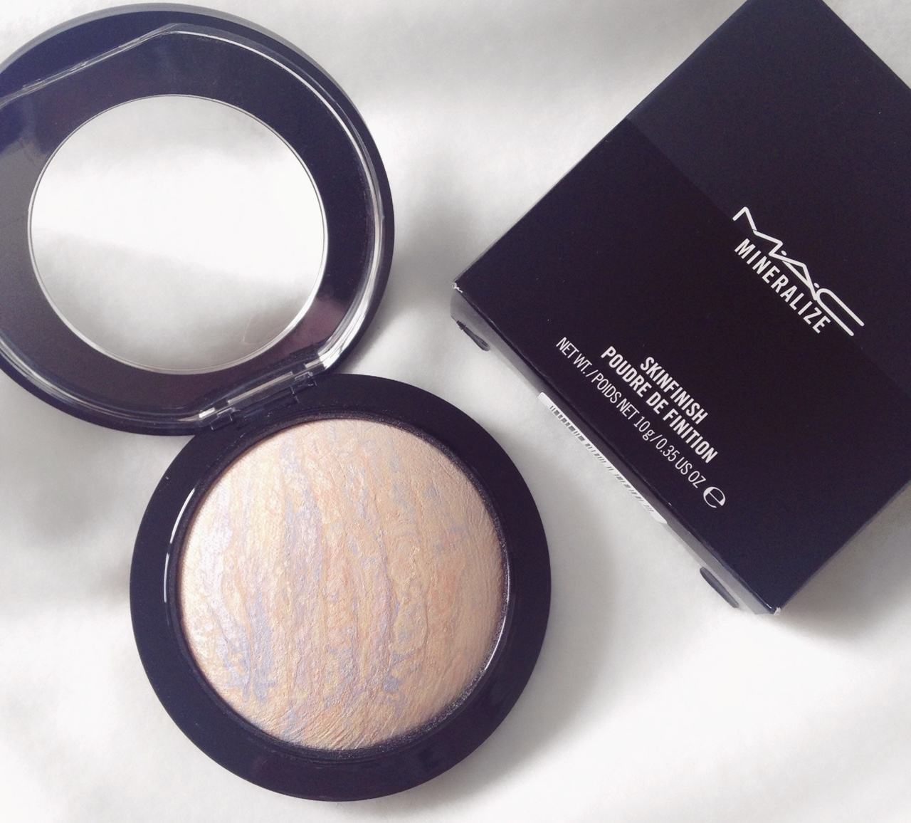 Mac Mineralize Skinfinish Lightscapade, Soft and Gentle, Highlight, Highlighter