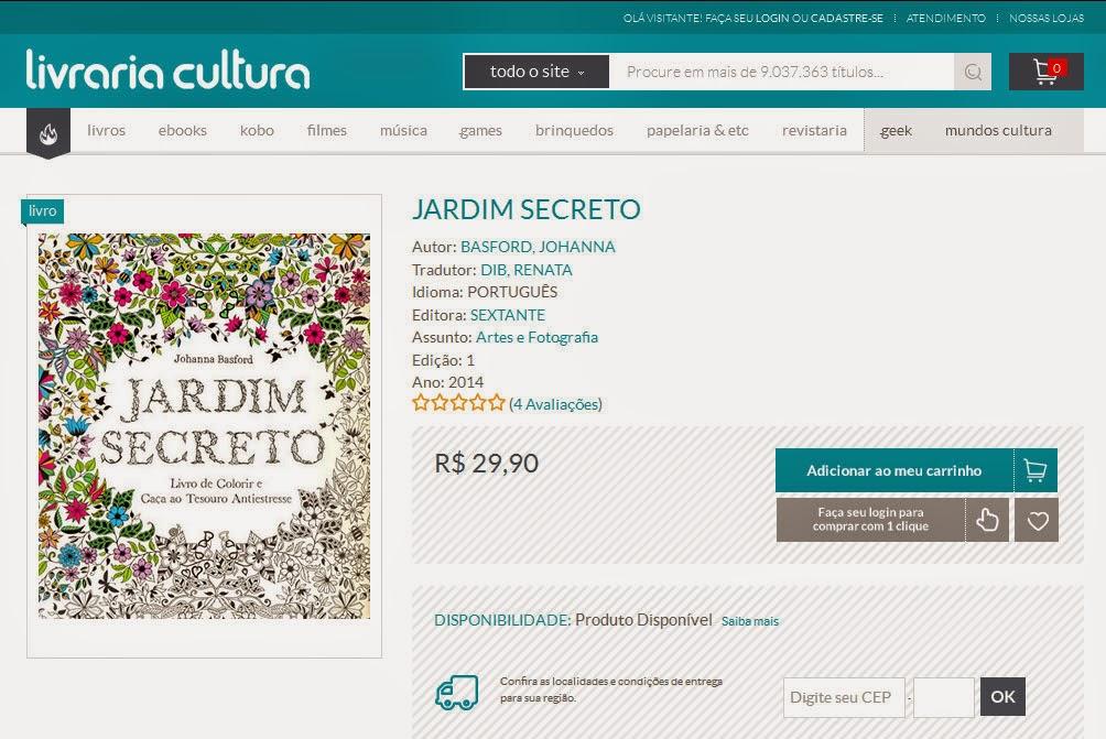 http://www.livrariacultura.com.br/p/jardim-secreto-15067558