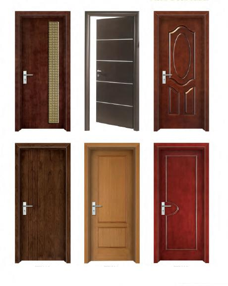 Carpenter work ideas and kerala style wooden decor for Wooden door designs for houses