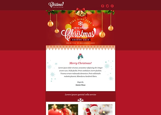 designer resource 40 flyers and html template for christmas and new year high quality. Black Bedroom Furniture Sets. Home Design Ideas
