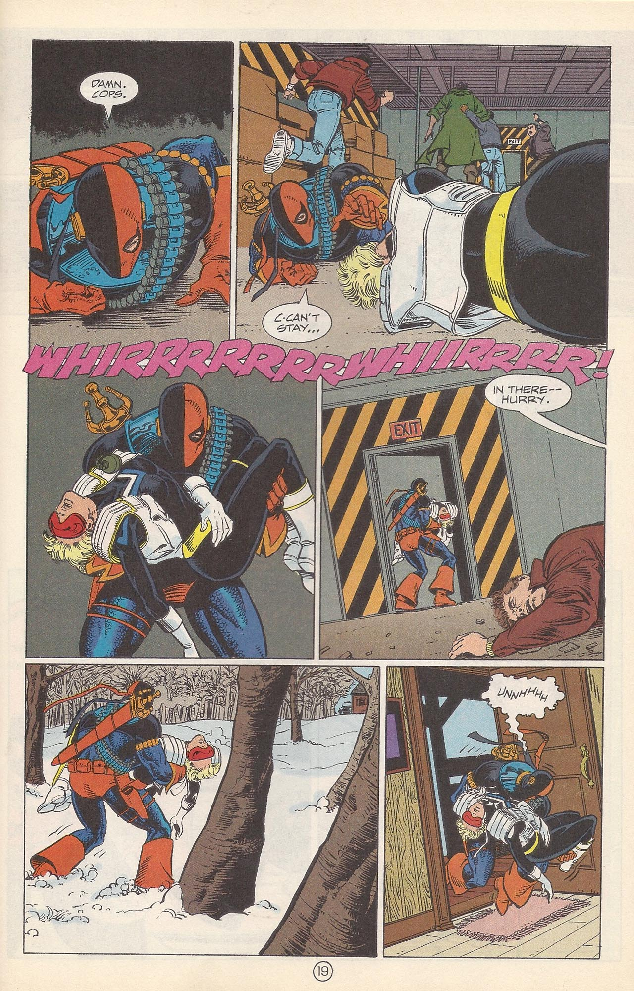 Deathstroke (1991) Issue #10 #15 - English 23