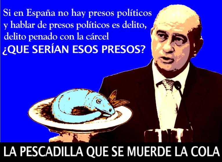 ¿Existen presos políticos en España?. Presospol%C3%ADticos