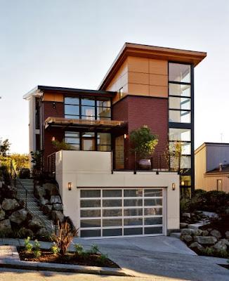 Contoh Bentuk Rumah Minimalis