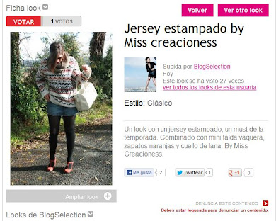 MISS CREACIONESS EN...