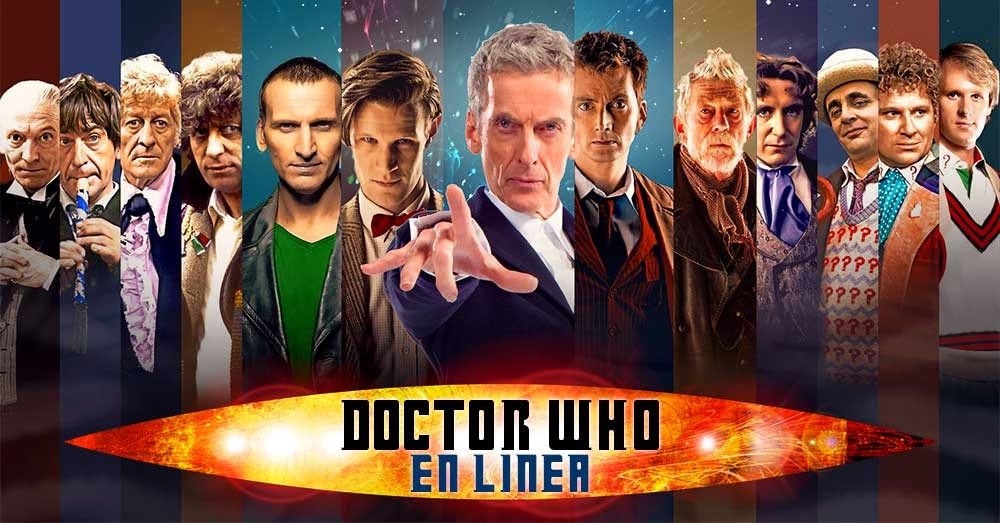 Todos los actores que han interpretado a Doctor Who