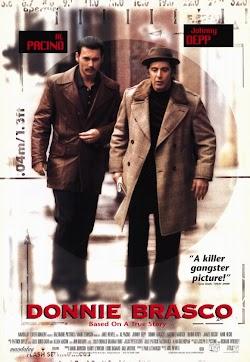 Truy Bắt Trùm Mafia - Donnie Brasco (1997) Poster