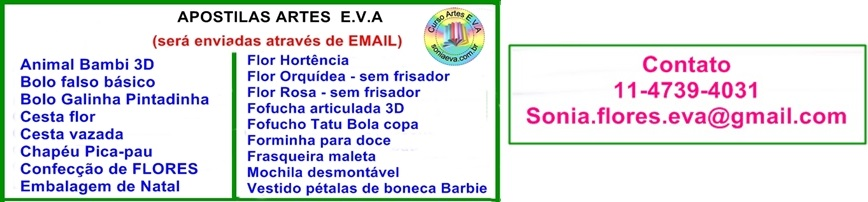 Apostilas cursos EVA