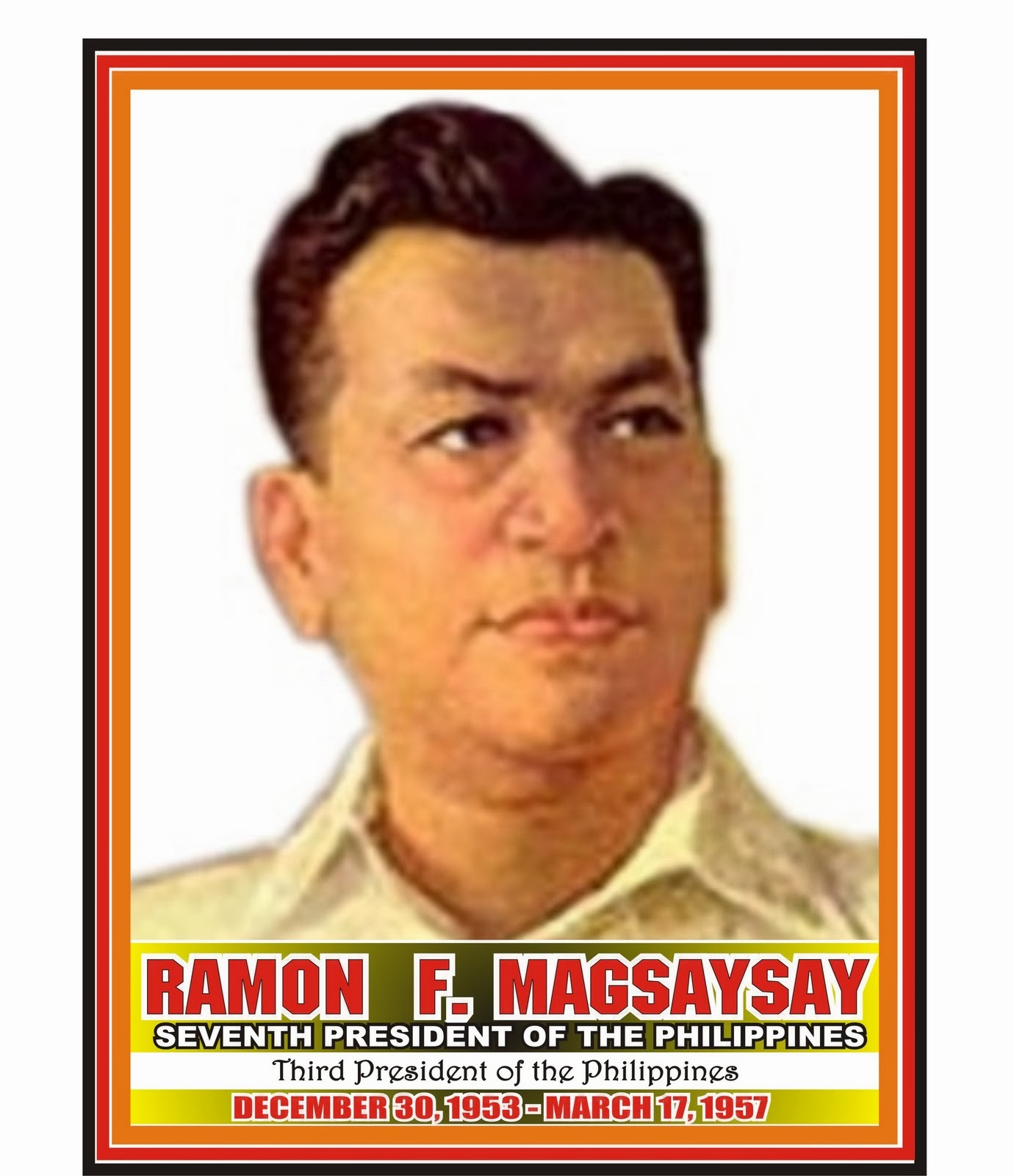 major achievements of philippine president ramon magsaysay A complex achievement » the philippine revolution thus began, and its main preoccupation was primarily inward: that is, while independence from spain was being fought, the main concern it is said that president diosdado macapagal decided to transfer independence day from july 4 to june 12 in a fit of annoyance.