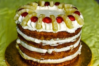 Recipe of the week: Pina Colada cake