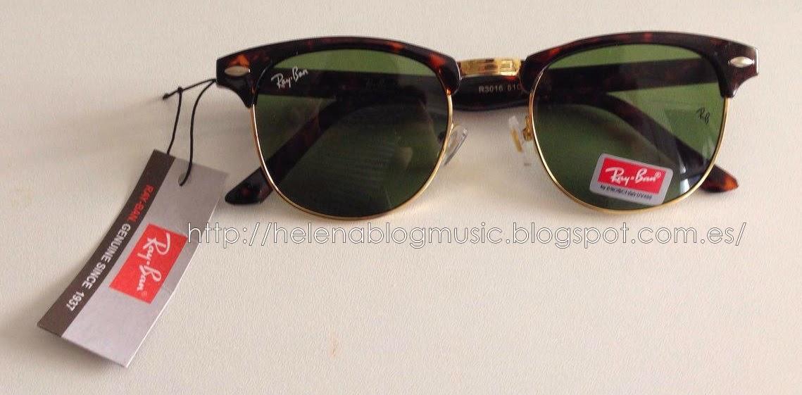 gafas de sol ray ban clubmaster aliexpress