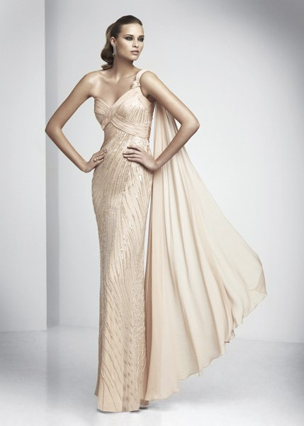 Pronovias Spring Evening Gowns 2012 ~ Beautiful wedding ...