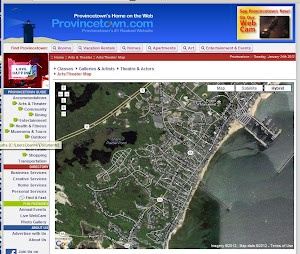 An Interactive Map of P-town