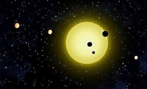 Sistema Solar parecido al nuestro