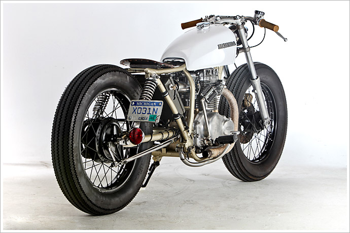 Honda CB 360 Cafe Racer