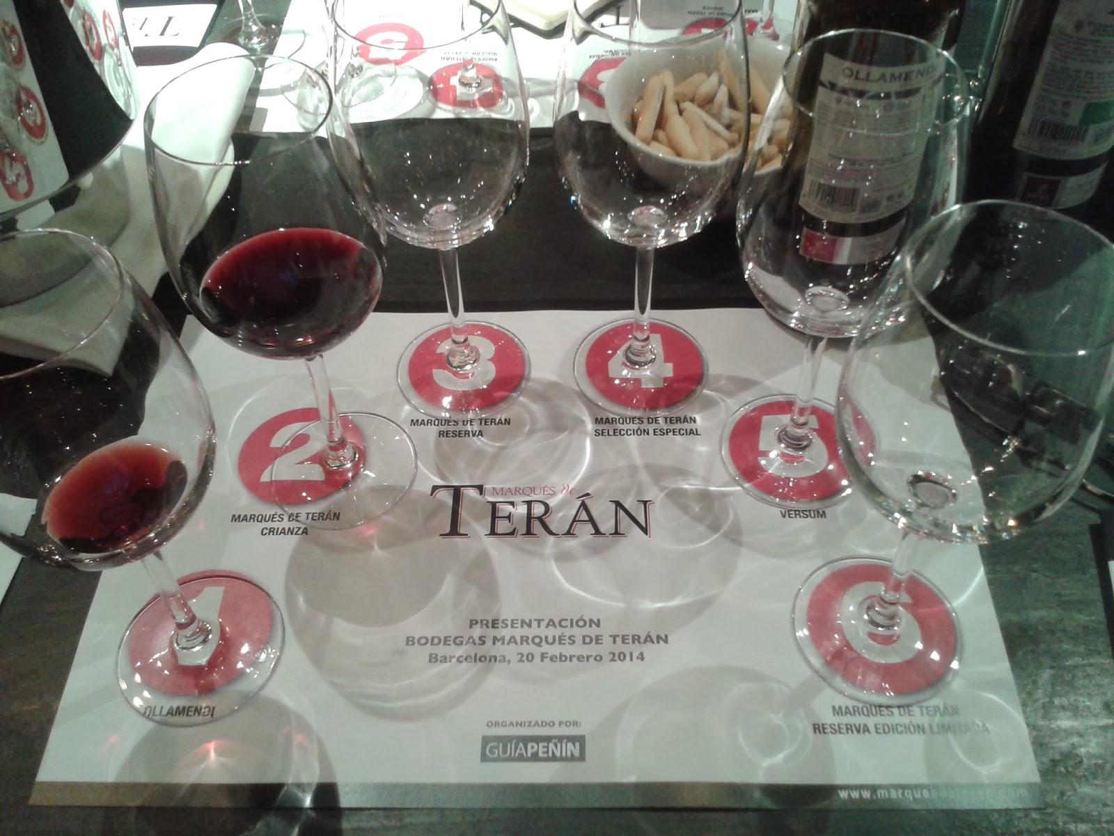 http://www.margalvan.com/2014/02/presentacion-bodegas-marques-de-teran.html
